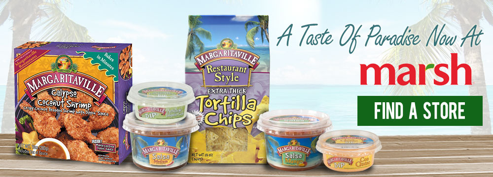 A Taste Of Paradise Now At Marsh