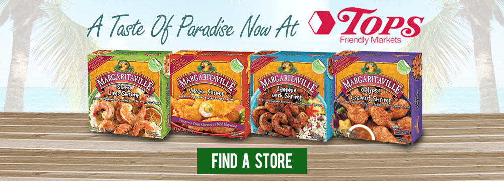 A Taste Of Paradise Now At Tops