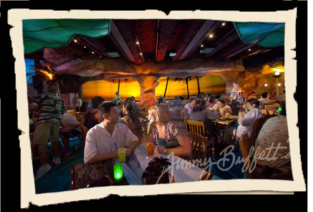 Jimmy Buffett's at the Beachcomber