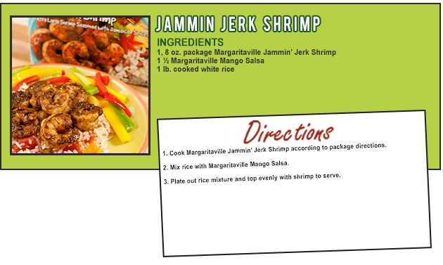 Jammin Jerk Shrimp