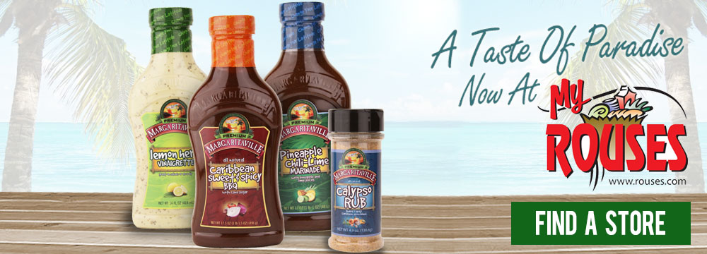A Taste Of Paradise Now At Rouses