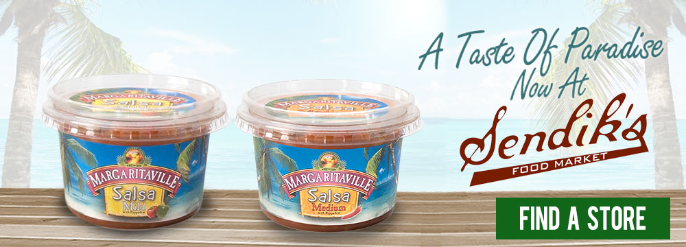 A Taste Of Paradise Now At Sendiks