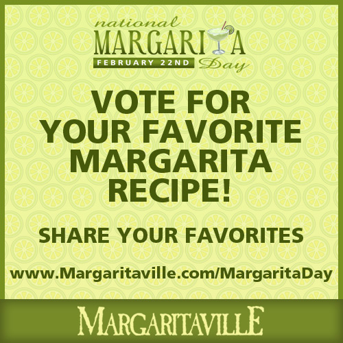 Vote for your favorite margarita!