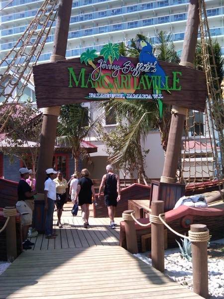 Margaritaville Falmouth, Jamaica  is now open!