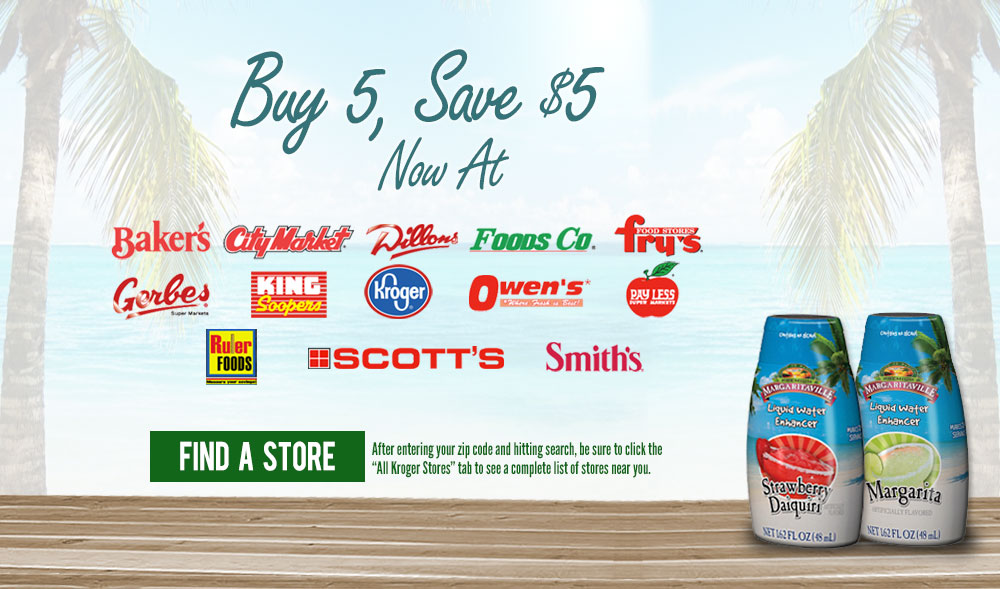 A Taste Of Paradise Now At Kroger