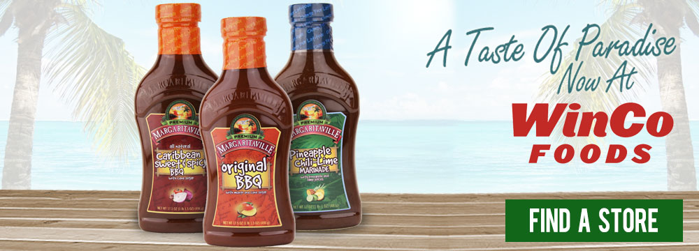 A Taste Of Paradise Now At Winco